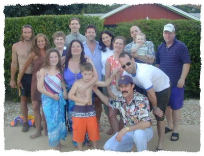 July 2005 Family Reunion in FL was wonderful!